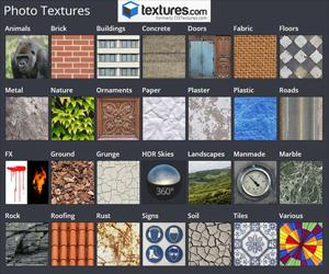 CGTextures Big Collection 2018