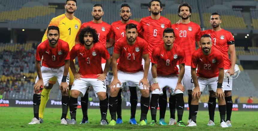 ملخص مباراة مصر وجزر القمر فى تصفيات كاس امم افريقيا كورة
