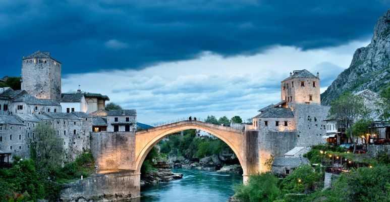 السياحة البوسنة